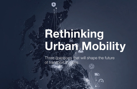 Rethinking Urban Mobility - 3 questions that will shape the future of transport in cities